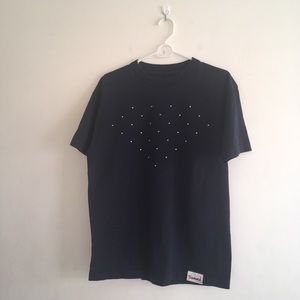 Men's Diamond Supply Co. Navy Tee